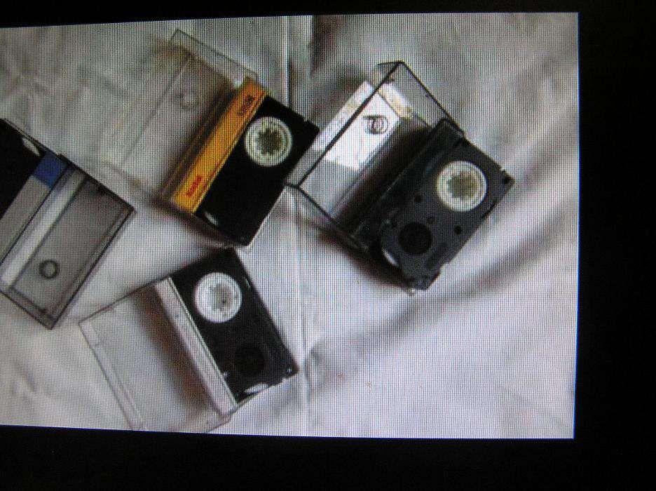 casete VHS C 30/45 min