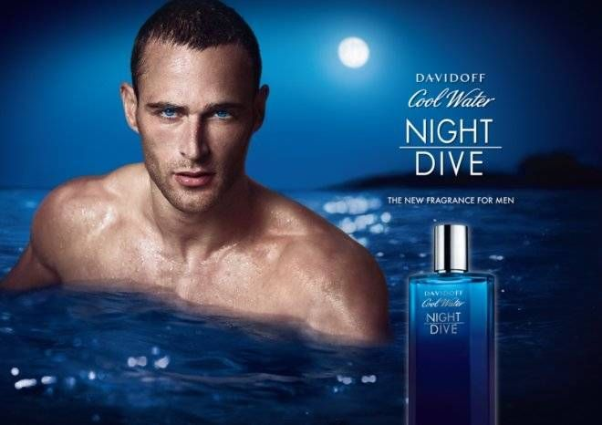 Оригинален парфюм Davidoff Cool Water Night Dive 125 ml
