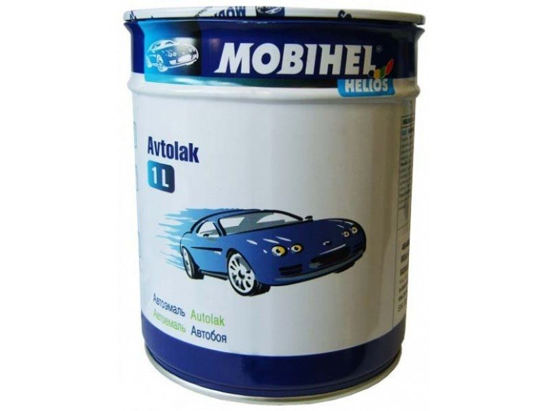 MOBIHEL Краска автомобильная эмаль Мобихел Коломикс Colomix Color