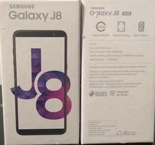 Samsung j8 dous 2018