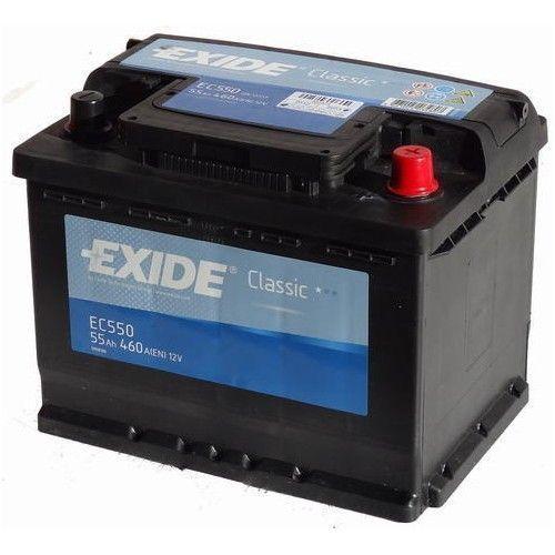 Baterie Auto Exide 55ah