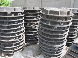 Люки чугунные тип Т 40 тонн с шарниром на замке 118 кг Алматы - изображение 2