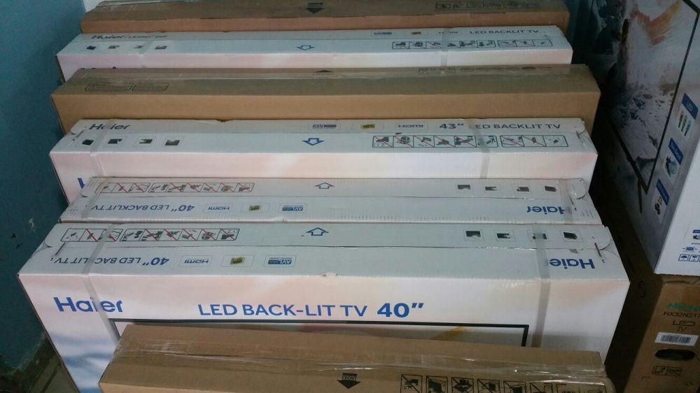 Tvs haier LED FULL HD 40 polegadas novas