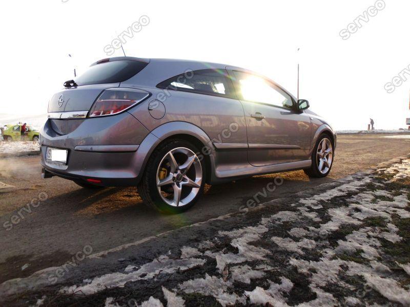 Praguri Opel Astra H GTC Coupe TwinTop Twin Top OPC Line