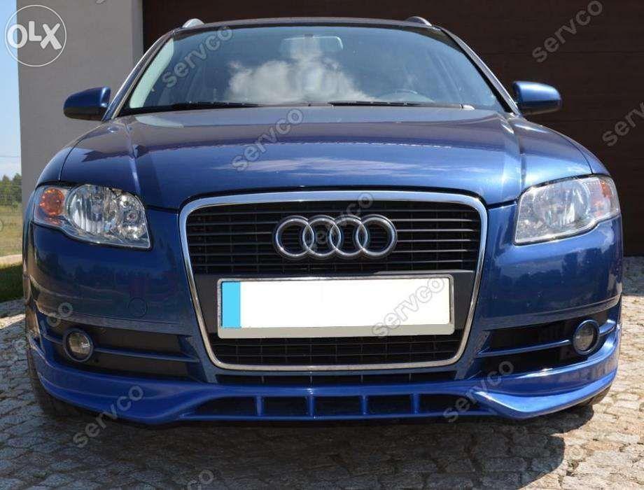 Prelungire bara fata Audi A4 B7 8E 8H S4 Rs4 S line ver. 2