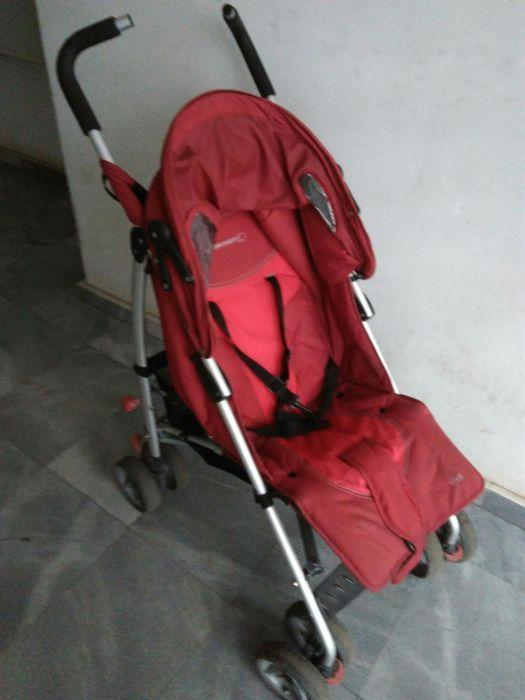 Лятна количка Bebe Confort, сгъване чадър