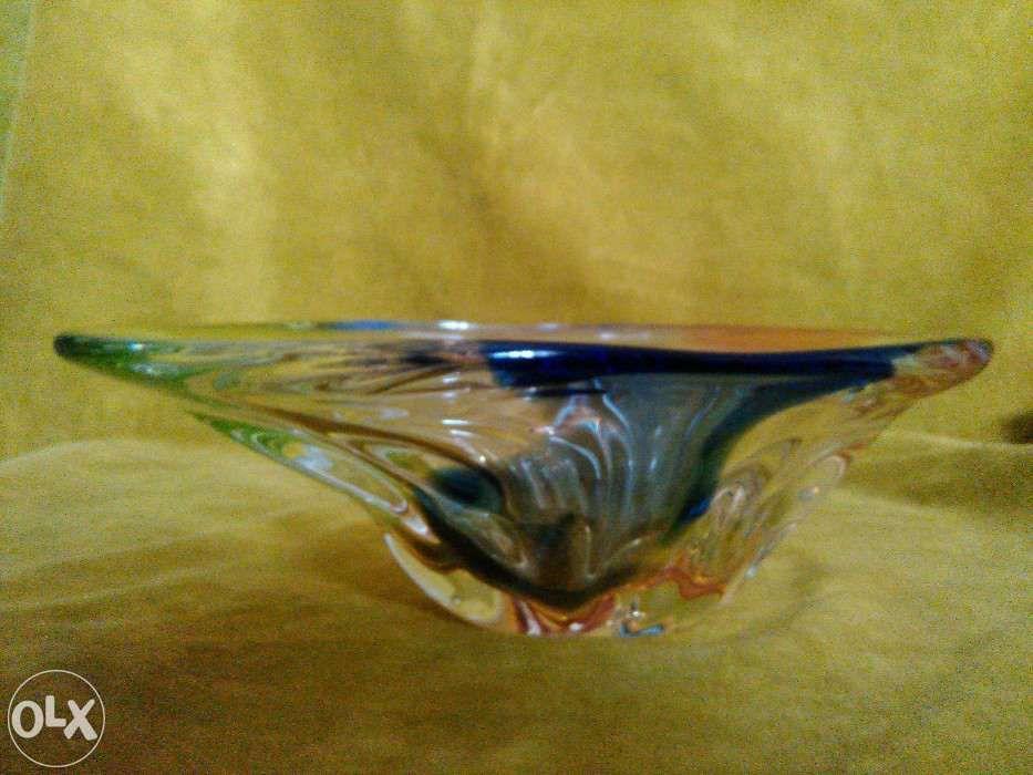 Fructieră cristal Murano