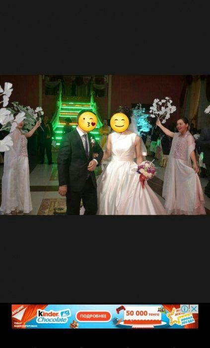 Срочно! Продам свадебное платье