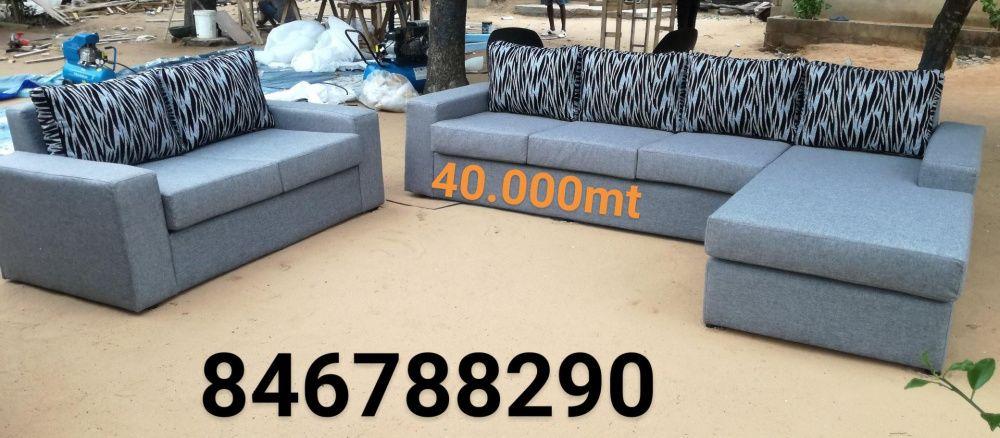 Conjunto de sofa Maputo - imagem 1