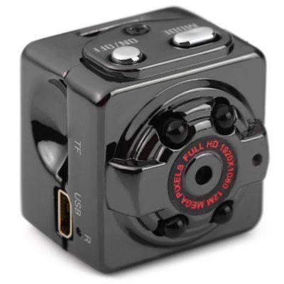 Camera SQ8 Mini DV 1080p FullHD Car Dvr