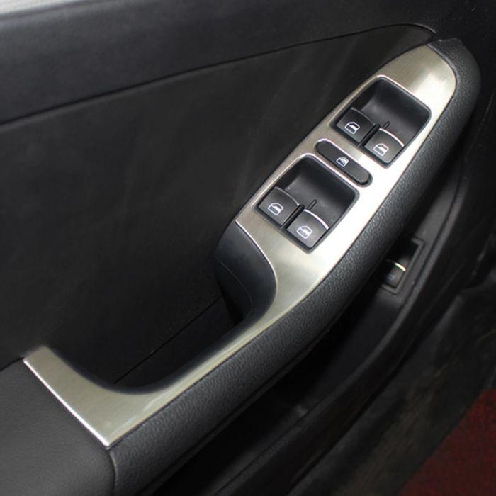 Element/Ornament crom comenzi geamuri VW jetta, mk6