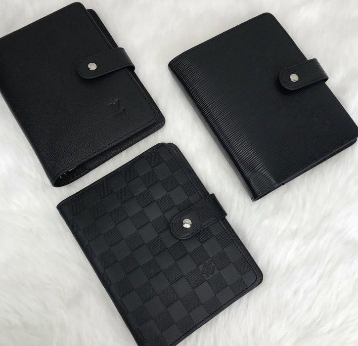 Agenda Louis Vuitton /piele naturală nu ecologică /calitate superioara