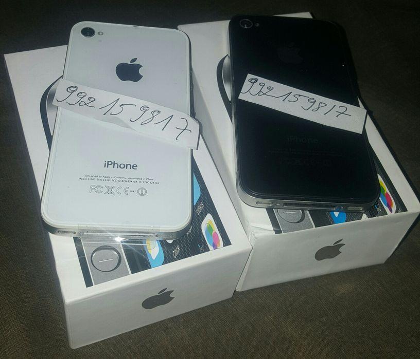 Iphone 4s cor Branco