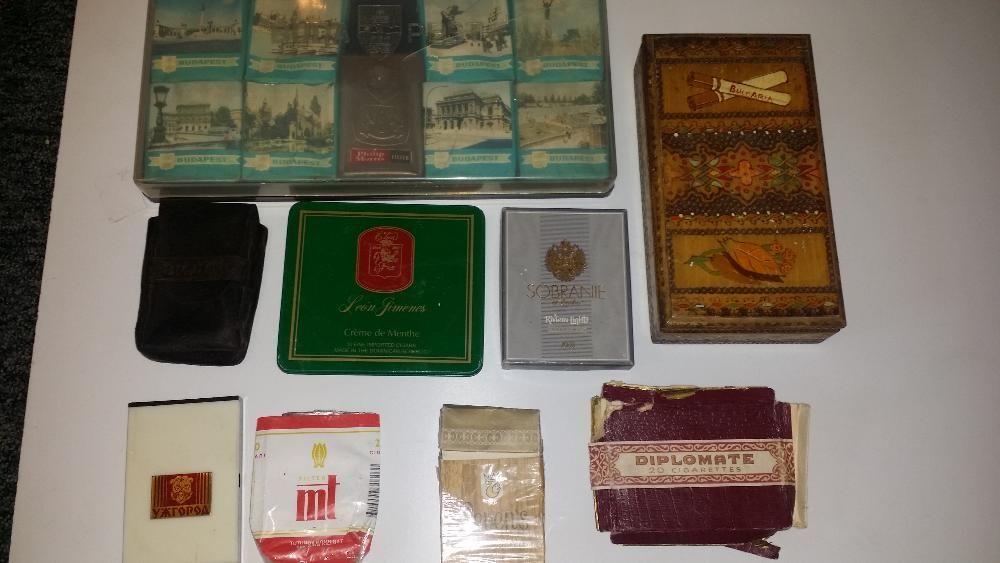 Колекционерски табакери и кутии Ел. Самобръсначки и прожектори