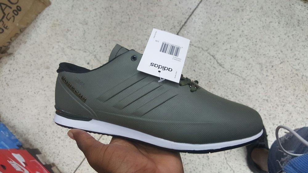 Adidas porsche typ64 verde