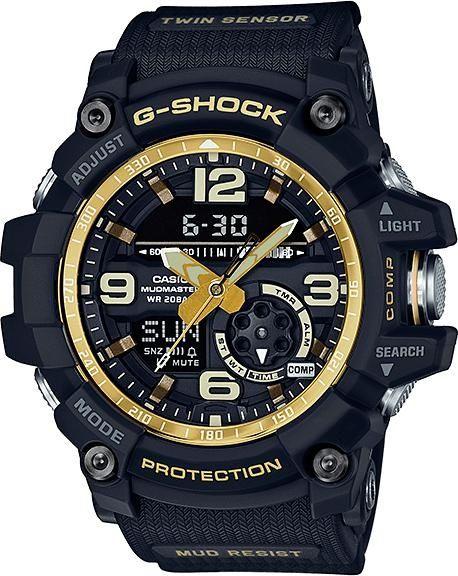Ceas Sport Casio G Shock GG1000-GB -MUDMASTER, ORIGINAL 100%
