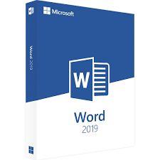 Instalação Word 2019