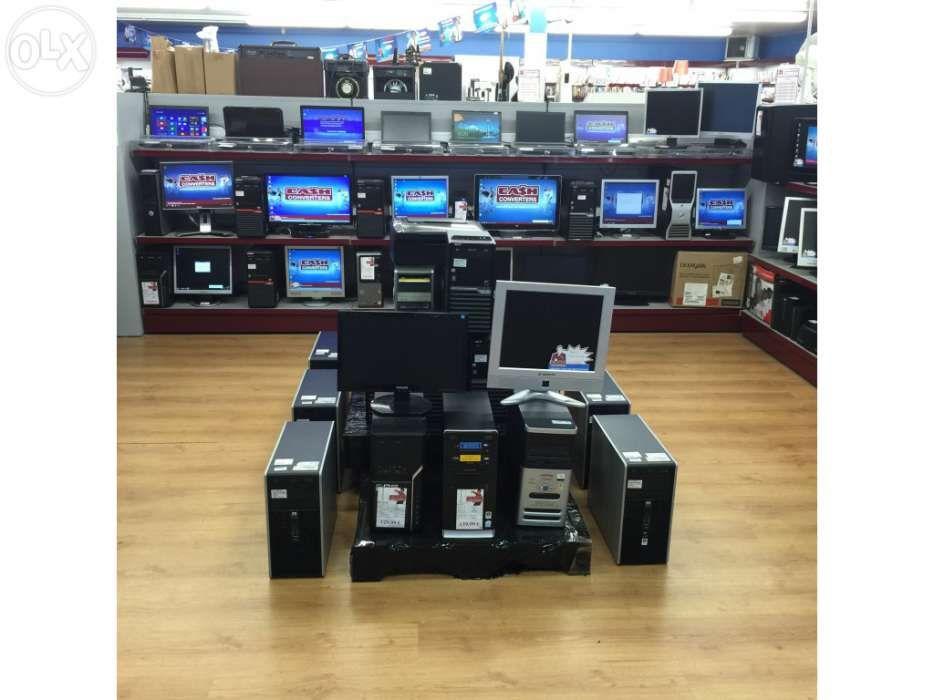 Vende-se Computador de mesa Dell, Hp, Lenovo Destop Completos