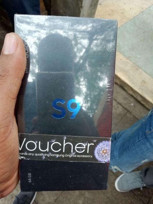 Samsung galaxy S9 64GB titany Grey selados