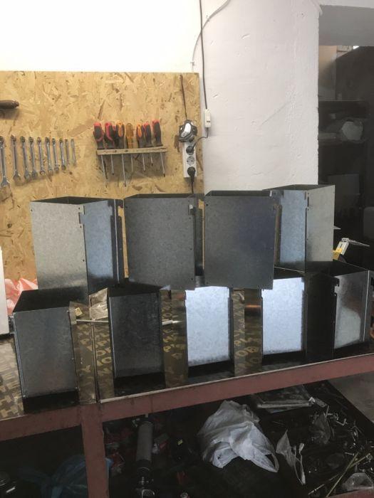 Метални кутии за монети на вендинг автомат Bianchi