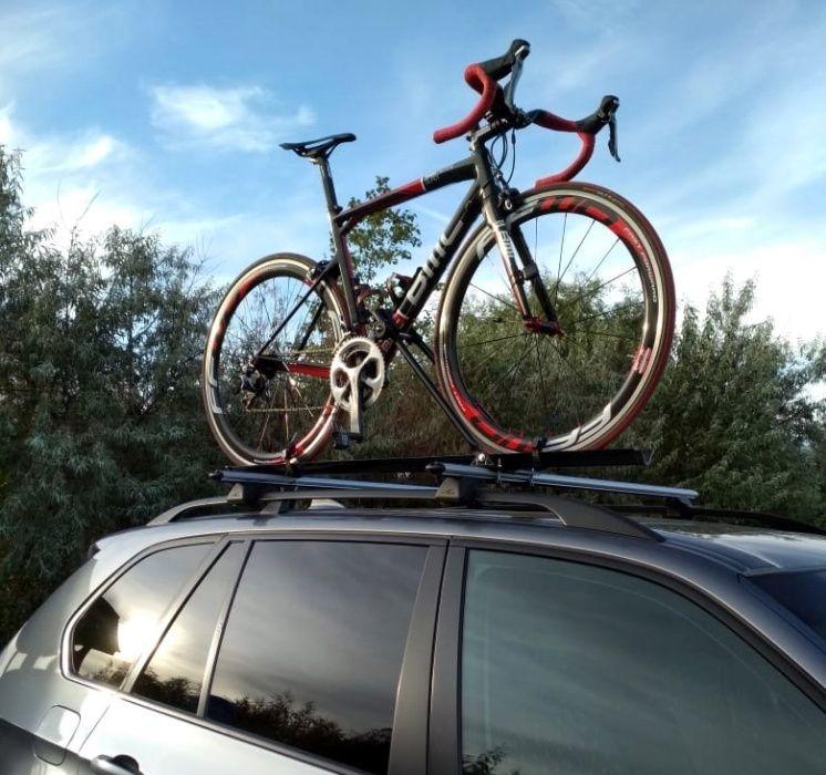 Велокрепление, крепление велосипеда на крышу, велокрепления