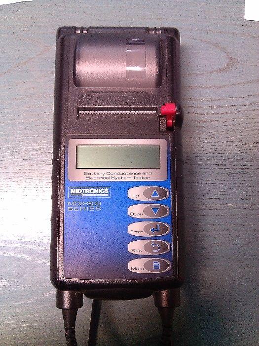 Тестер за акумулатори Midtronics MDX-300