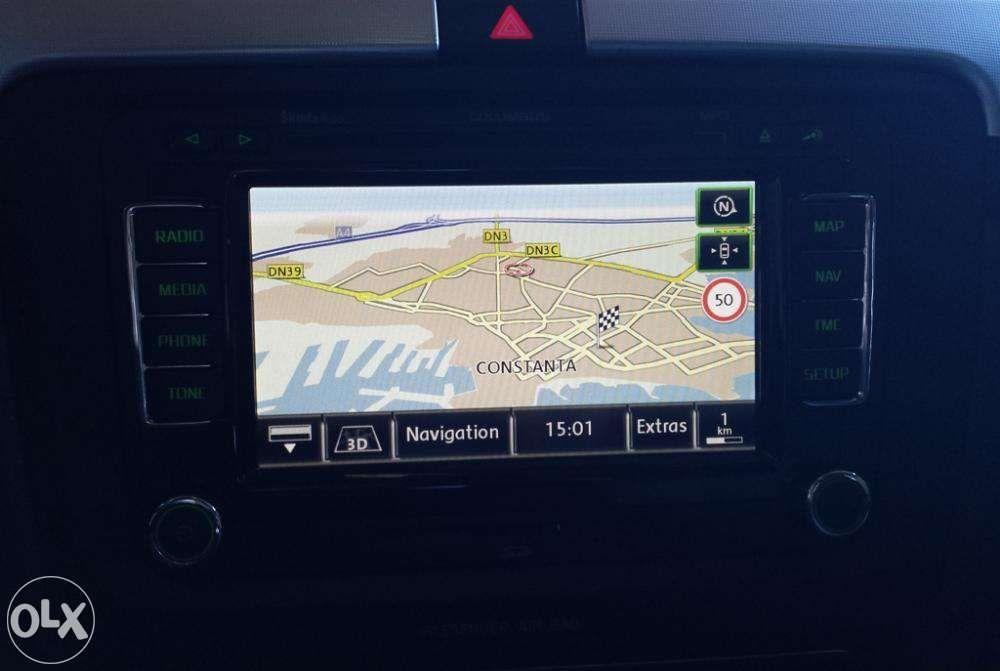 Harti Navigatie RNS 510 Columbus vw / seat / skoda