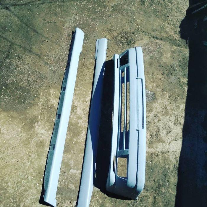 БмвЕ34 М бампера пороги