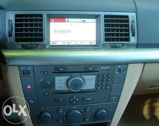 OPEL Astra Vectra Zafira CD70 harta navigatie CD70 NAVI ROMANIA