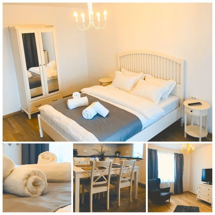 White apartment, apartament nou in regim hotelier Brasov