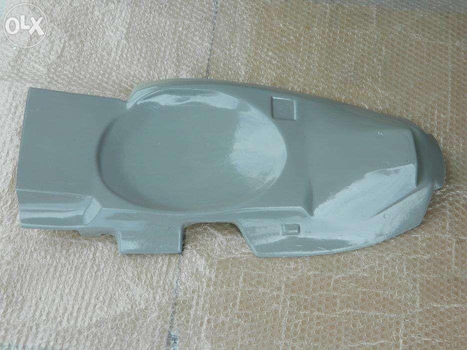 Undertail ERMAX protectie plastic codita Honda Hornet 2003-2006
