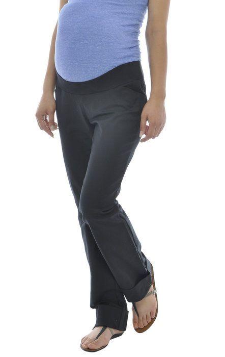 Pantaloni lungi gravida, Old Navy, XL, NOI