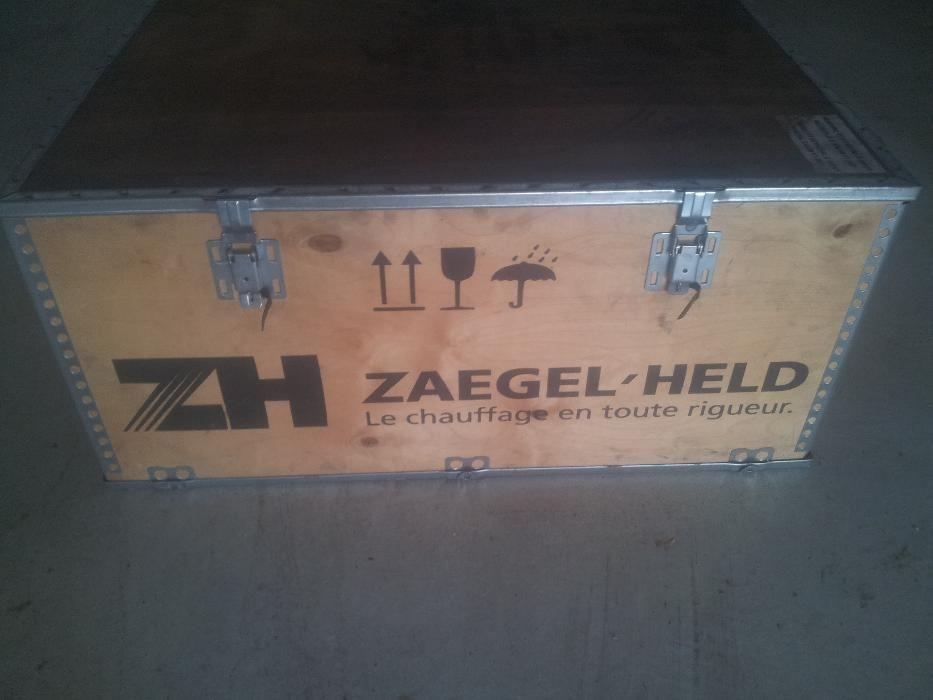 Centrala termica condensatie sigilata Zaegel-Held,Unigaz C24kw