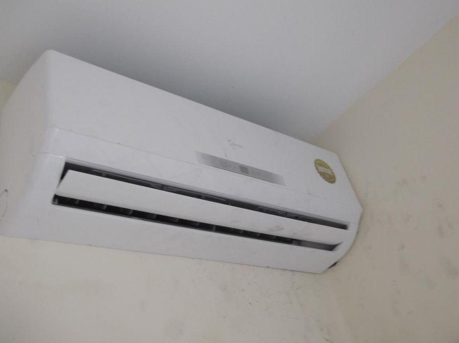 Montagem de ar condicionado n