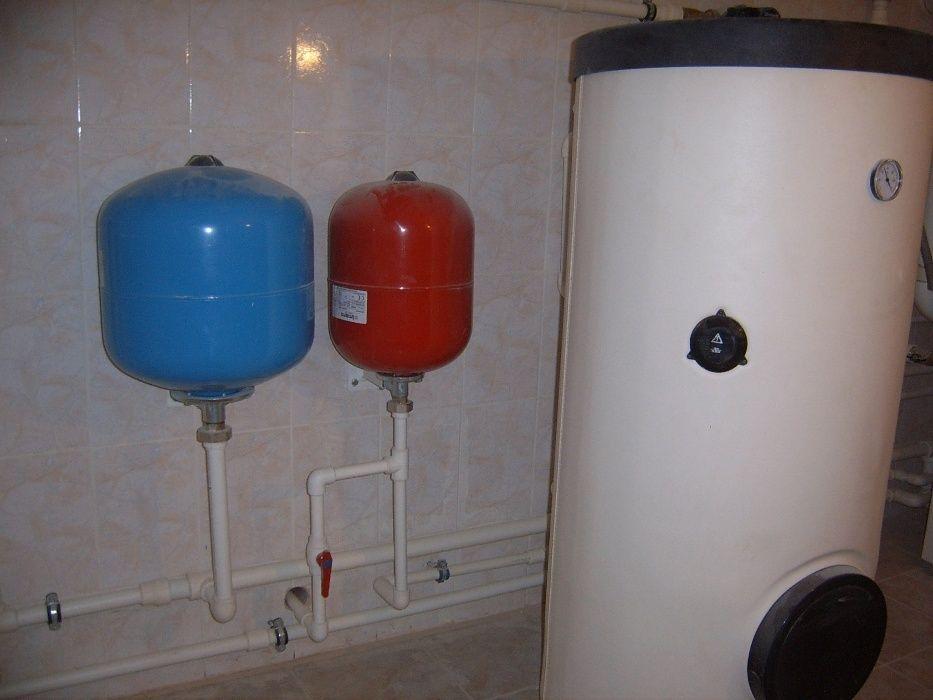 Промывка, опрессовка и ремонт отопительной системы частного дома