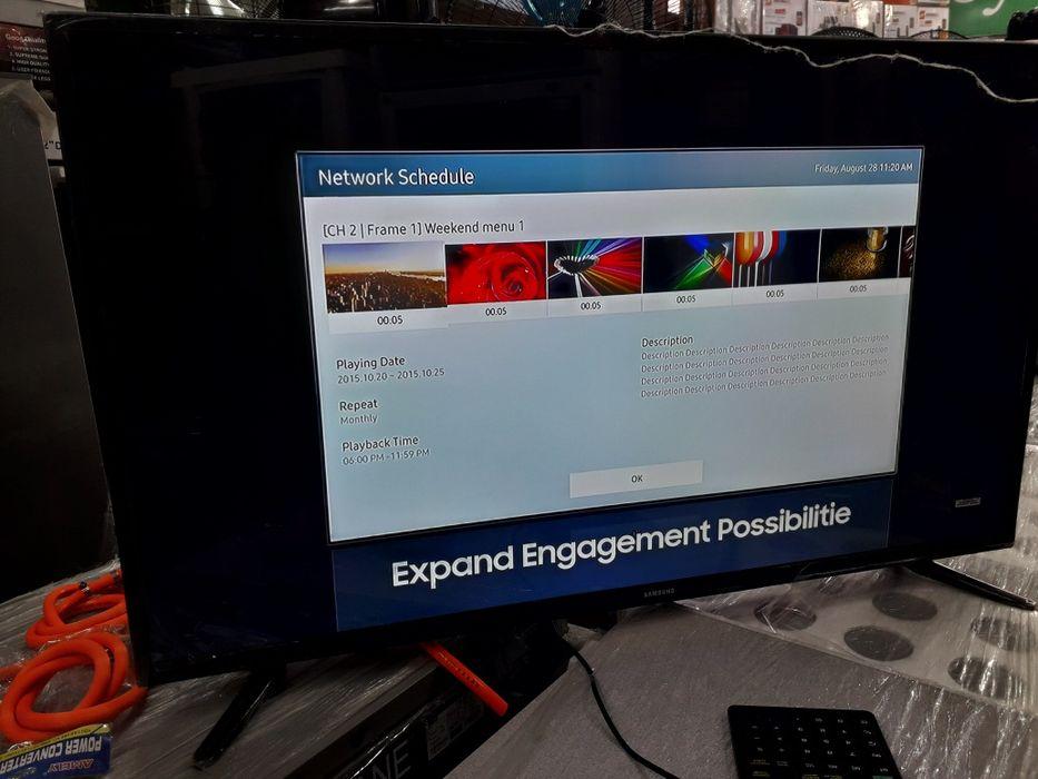 """TV Samsung 55""""Polegadas LEDSmarttv Full Ultra 4k Bairro Central - imagem 1"""