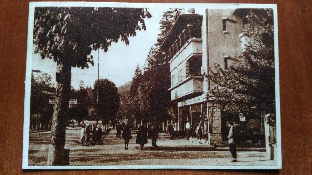 Carte postala veche - Sinaia - 1951