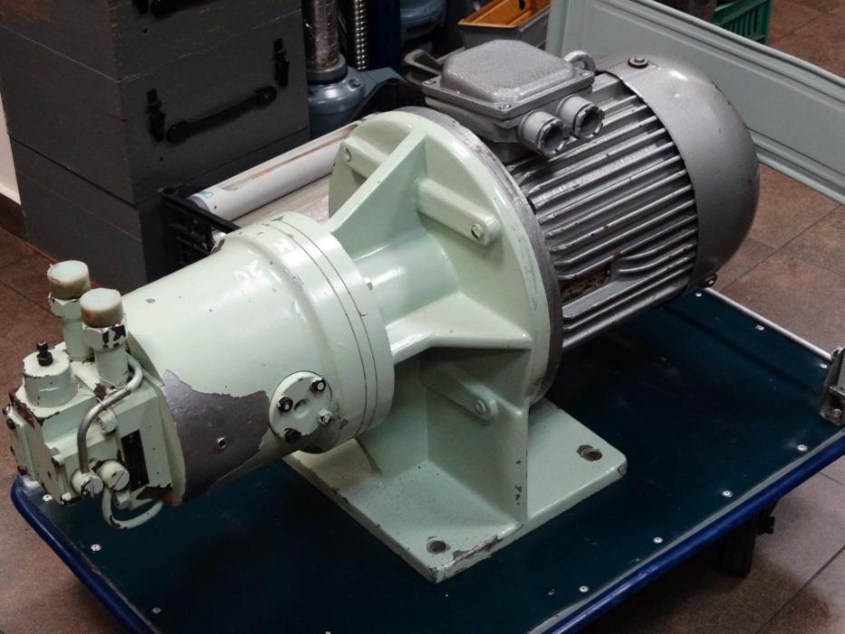 хидравлична помпа ШЗГ тип 2Г 15-14