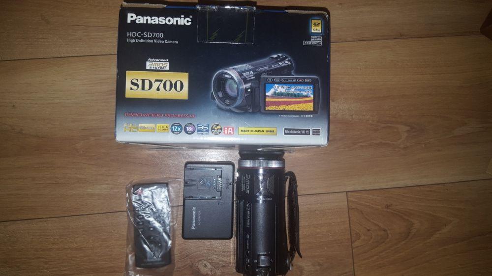 Camera video FullHD Panasonic HDC-SD700