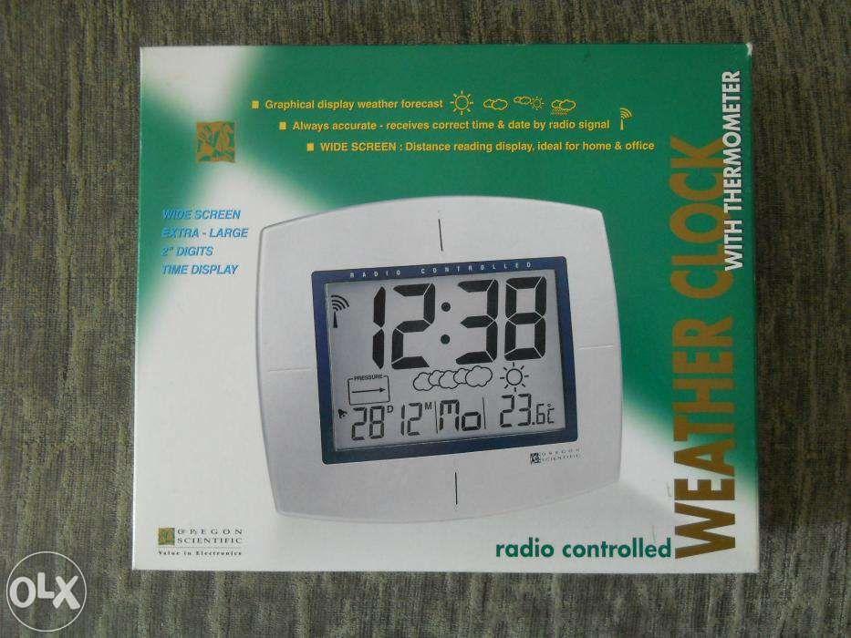 PROGNOZA METEO Ceas digital - termometru - barometru OREGON SCIENTIFIC