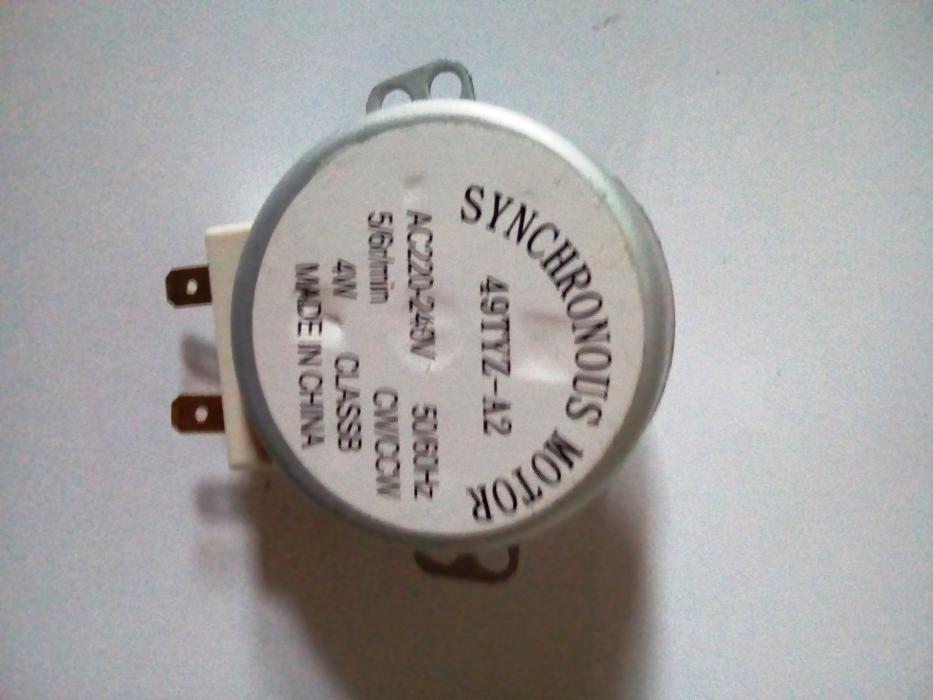 Motor cuptor de microunde