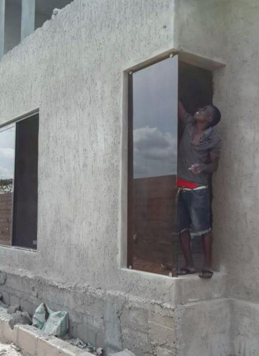 Extruturas e janelas de aluminio Machava - imagem 2