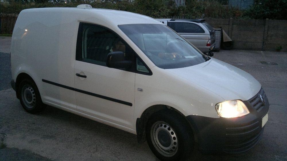 VW Caddy 1.9 TDI и 2,0 SDI / Фолксваген Кади НА ЧАСТИ