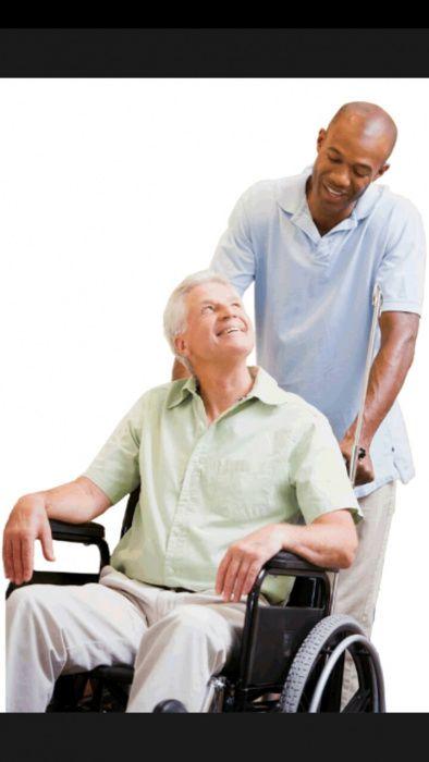 Acompanhamento de idosos
