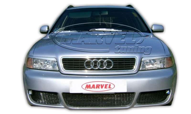 Предна тунинг броня за Audi A4 ( Ауди А4 ) №010612
