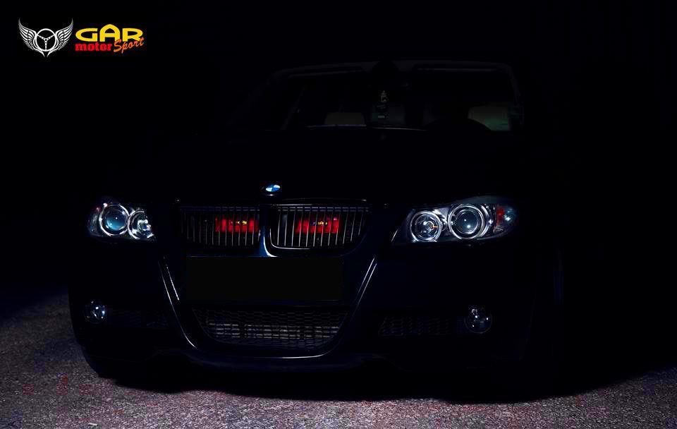 Въздуховод, спортен филтър GAR inTake+ за BMW e90, e91, e92, e93