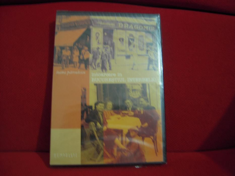 Vand dvd original-Intoarcere In Bucurestiul Interbelic-sigilat