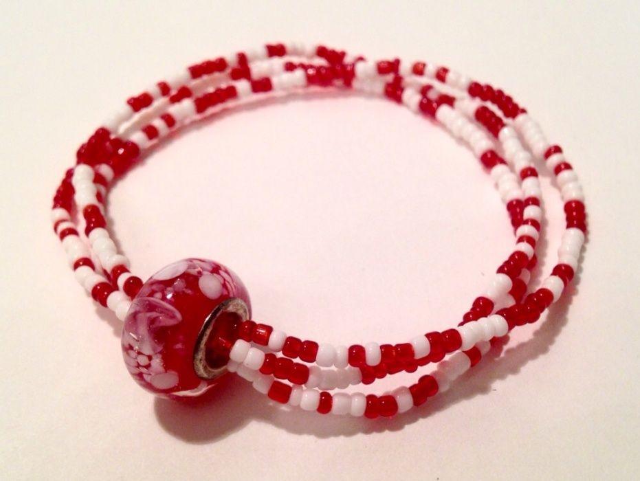 Новые женские браслеты, авторская работа ручной сборки