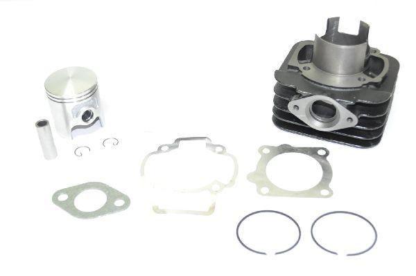 Kit Cilindru - Set motor Complet Piaggio - Piagio Free - 49cc - 50cc