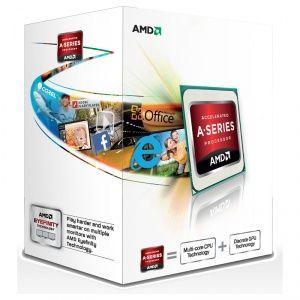 Procesor AMD Trinity A4-5300 3.4GHz